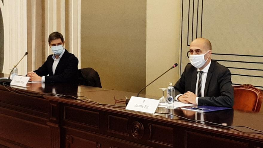 Anticorrupción da un máximo de 15 días al Govern para entregar la documentación sobre qué cargos se han vacunado
