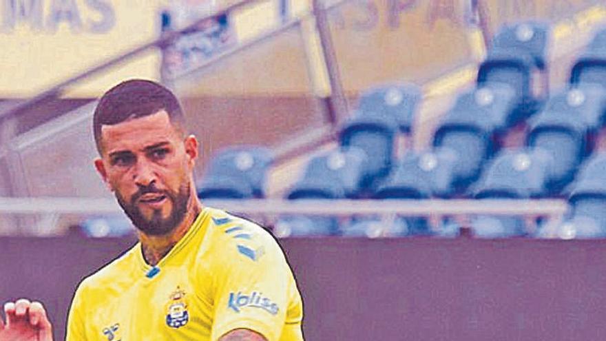 Aridai rescinde con Las Palmas y eleva a once las salidas