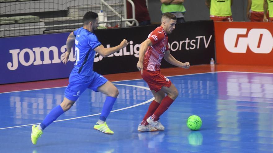 ElPozo gana al Valdepeñas y se pone a un triunfo de las semifinales (4-3)