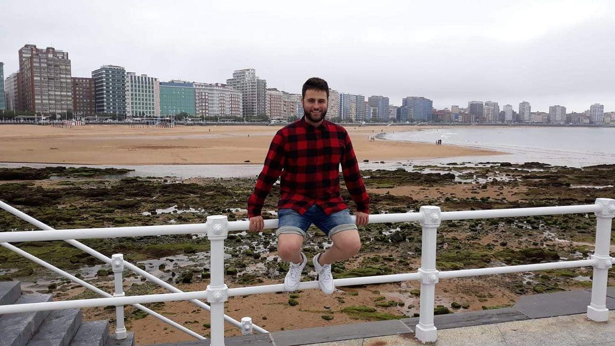 El joven sanitario fallecido, Pablo Riesgo