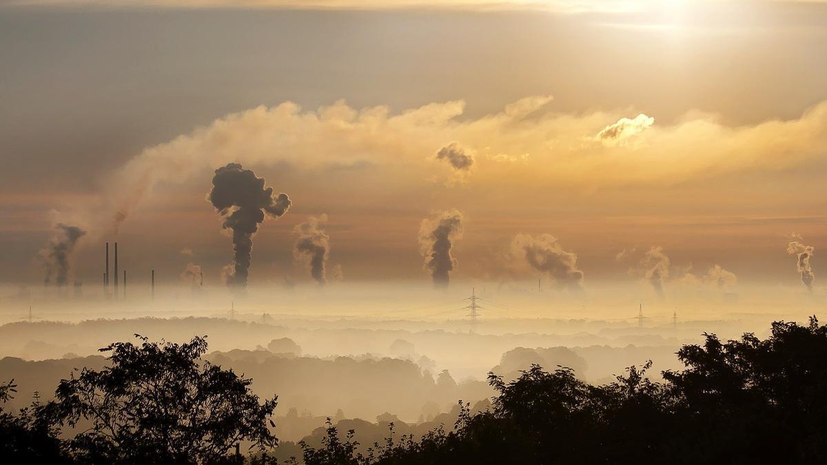 Contaminació provocada per la indústria