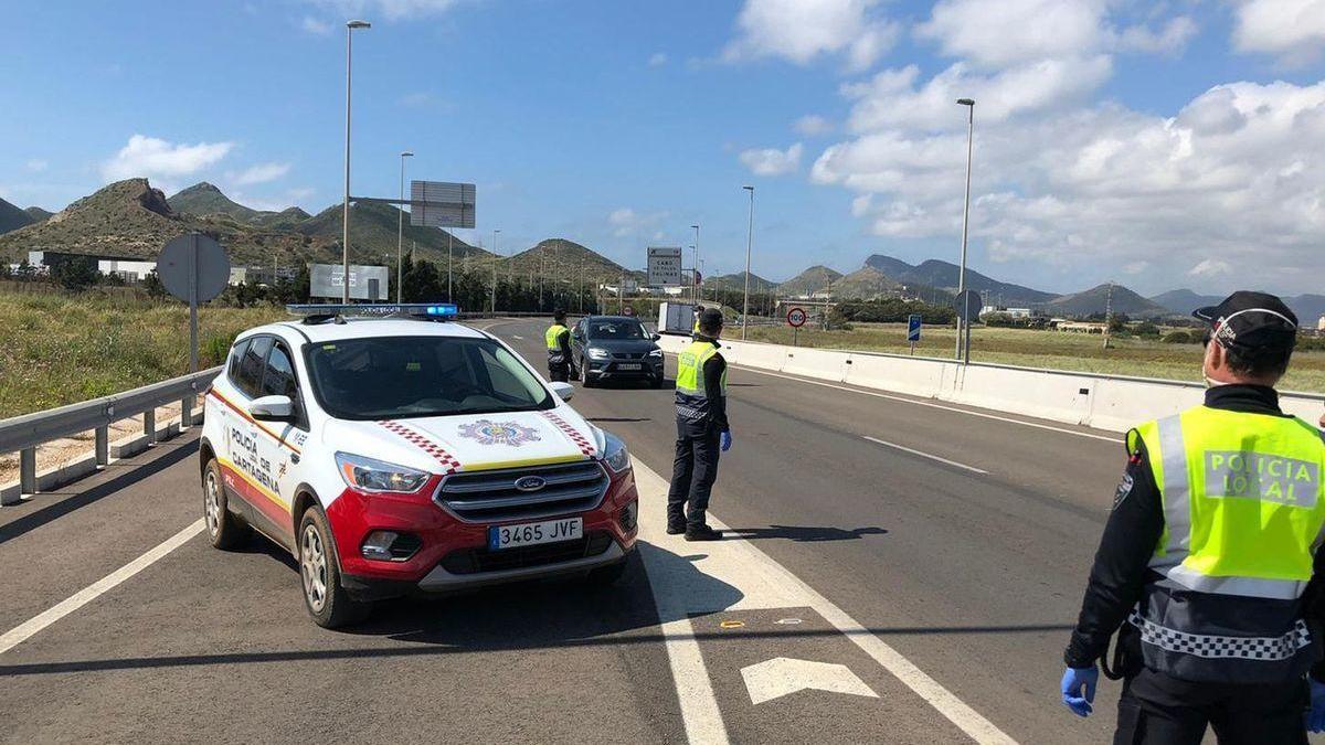 Más de 50 denuncias en Cartagena por la llegada de turistas