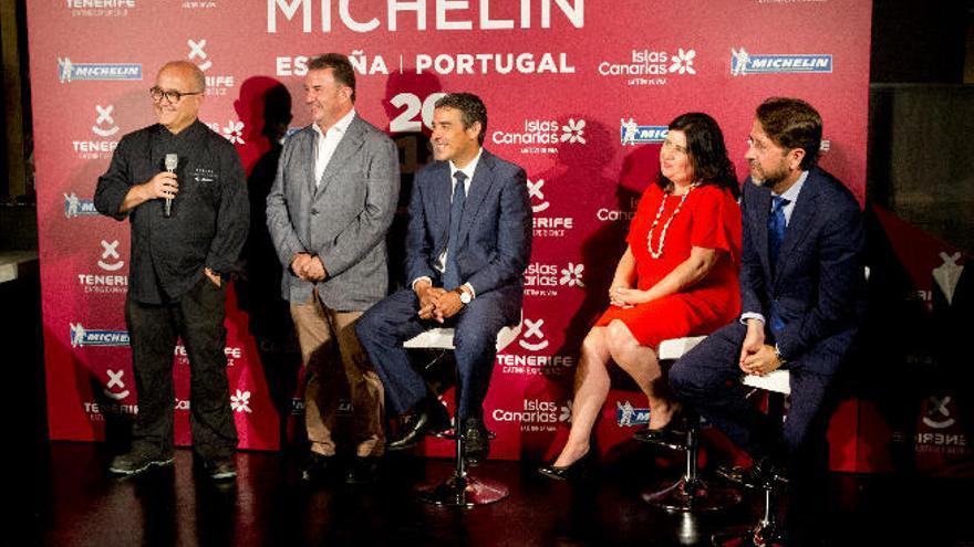 Tenerife, anfitriona de la gala Michelín 2017