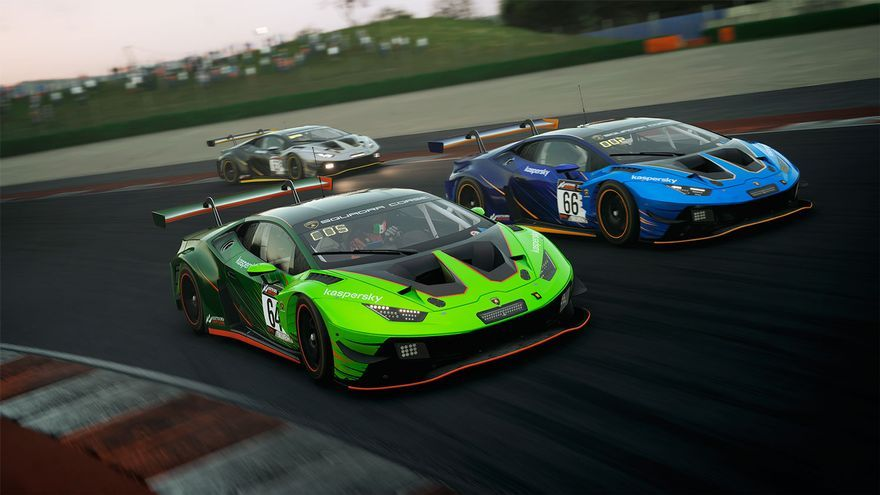 Lamborghini Esports presenta las caracteríscas de la segunda edición The Real Race