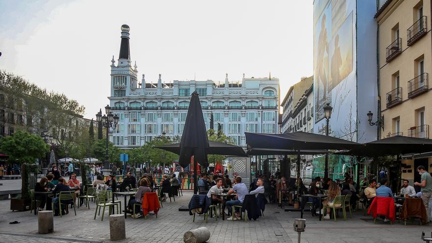 Madrid ampliará el horario hostelería hasta las 24 horas tras el estado de alarma