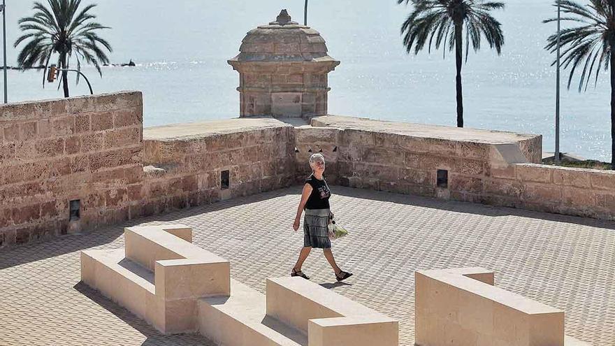 Palmas Stadtmauer als Schutzschild bei einer Cholera-Epidemie