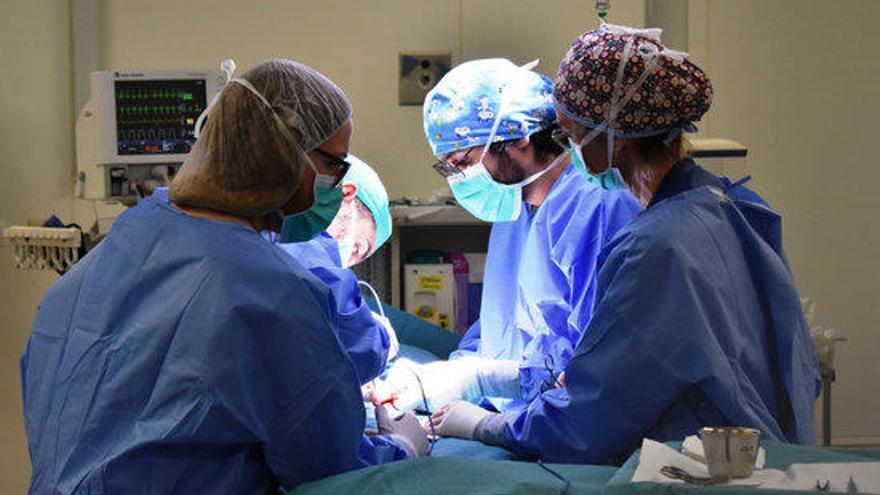 La cirurgia sense ingrés del Santa Caterina de Salt creix un 23,54% en els últims tres anys