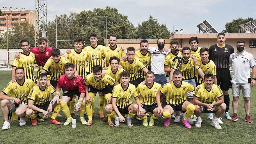El CE Navàs B és de Tercera Catalana