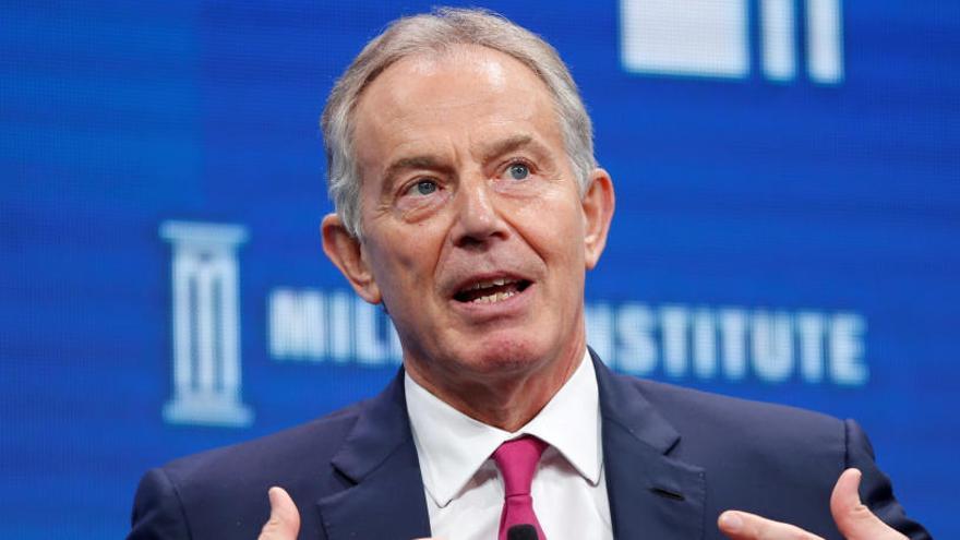 Tony Blair anuncia su vuelta a la política por el 'Brexit'