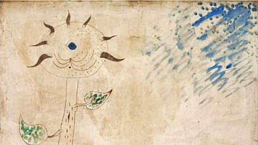 Una obra de Miró propietat d'André Breton se subhasta per més de sis milions