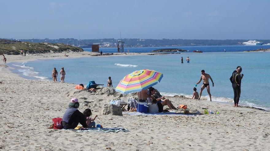 El tiempo en Ibiza: un fin de semana casi veraniego