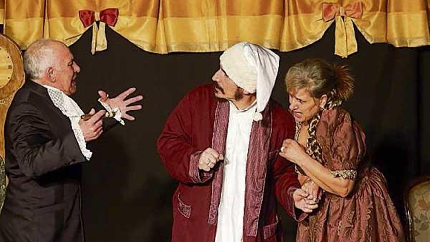 El teatro envuelve Matamá en la cuarta edición del festival Domingos de San Amaro