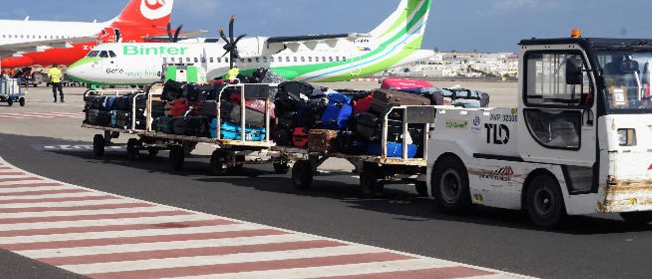 Lanzarote formará parte de la red europea de gestión del tráfico aéreo
