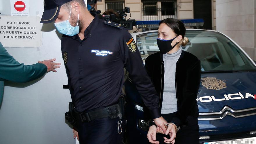 Acusada de estrangular a un niño en Elda declara que fue un accidente