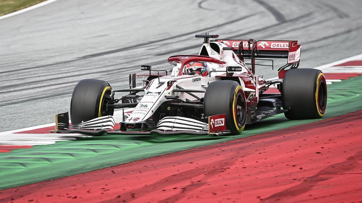 El GP de Austria de F1, en imágenes