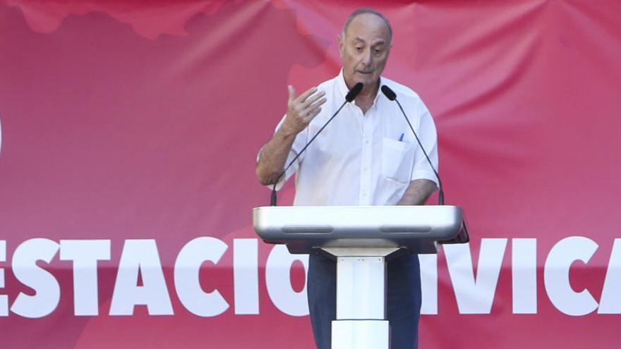 """Frutos, exlíder del PCE: """"Soy traidor al racismo nacionalista"""""""