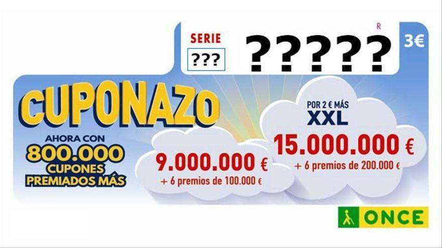 Cuponazo de la ONCE, Super Once, TripleX y Eurojackpot: números premiados del viernes 16 de abril de 2021