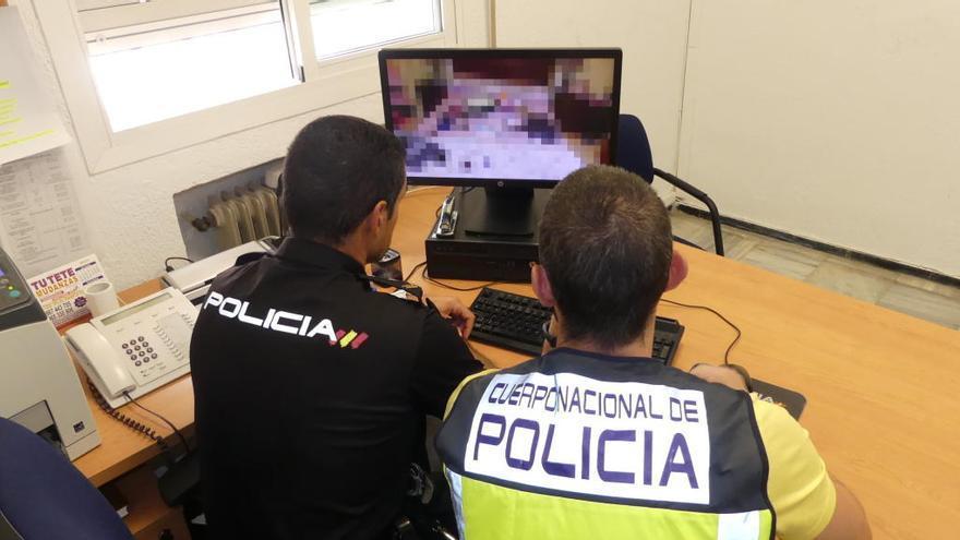 Detenida en Alicante por chantajear a su pareja con difundir fotos eróticas de él por serle infiel