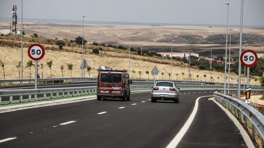 La ronda Este de Cáceres reduce la respuesta de los bomberos en diez minutos