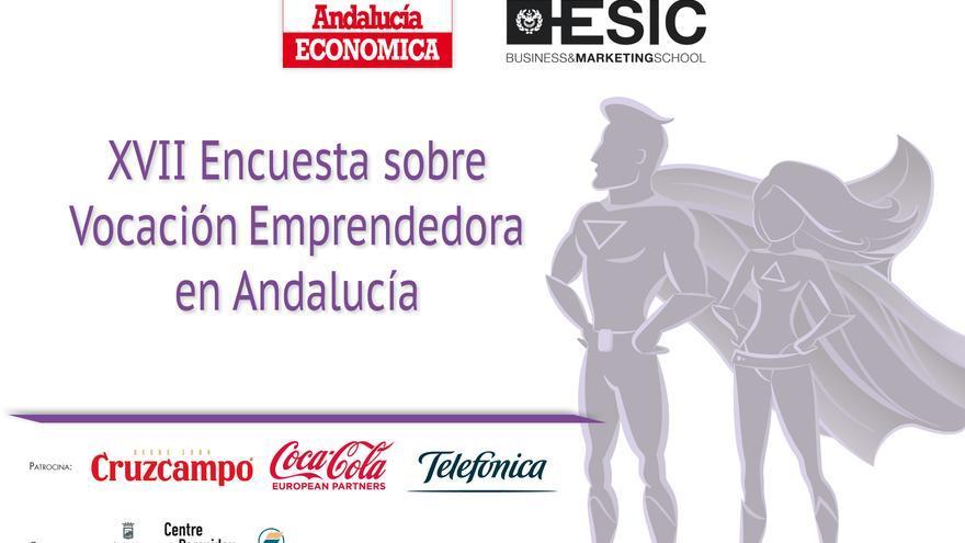 La revista Andalucía Económica presenta en Málaga la 'XVII Encuesta sobre Vocación Emprendedora en Andalucía'