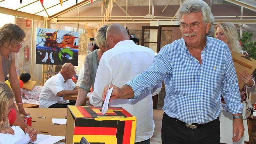 Deutschland wählt – Mallorca schaut zu und feiert auf der Kulturfinca