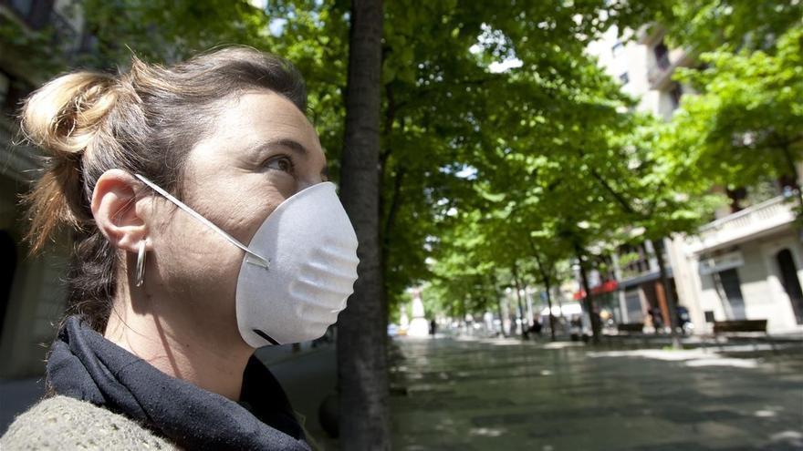 Un estudio advierte que las altas concentraciones de polen influyen en el aumento de las infecciones por covid