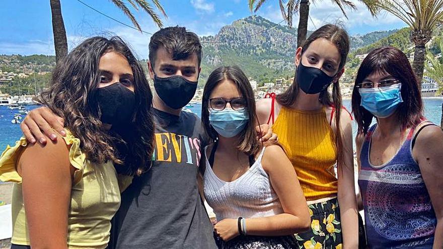 L'alumnat de l'escola Vedruna Cardona ha participat en el 'bootcamp' d'EduCaixa a Mallorca