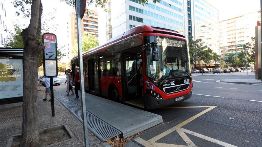 El transporte público es el principal problema para los zaragozanos