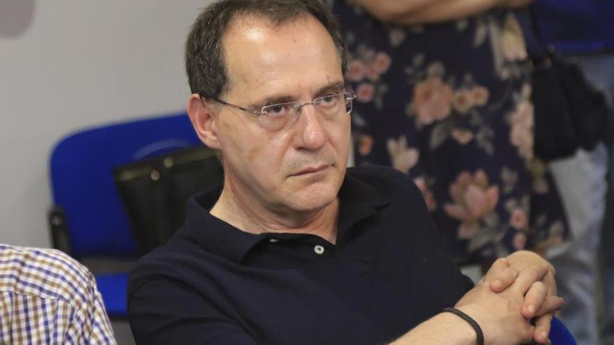 Ángel Blanco.