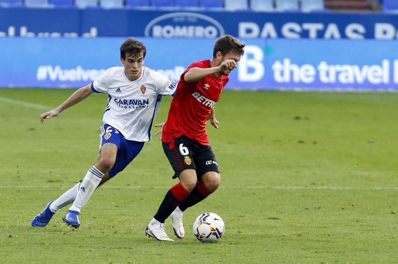 Real Zaragoza-Mallorca
