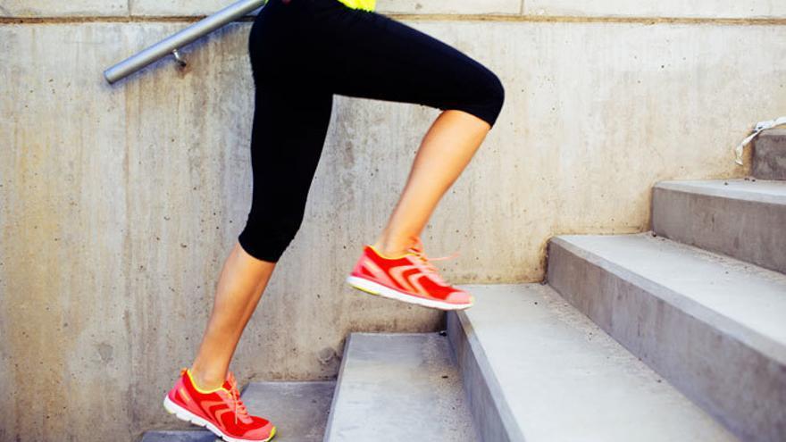 Cuántos pasos hay que dar para adelgazar
