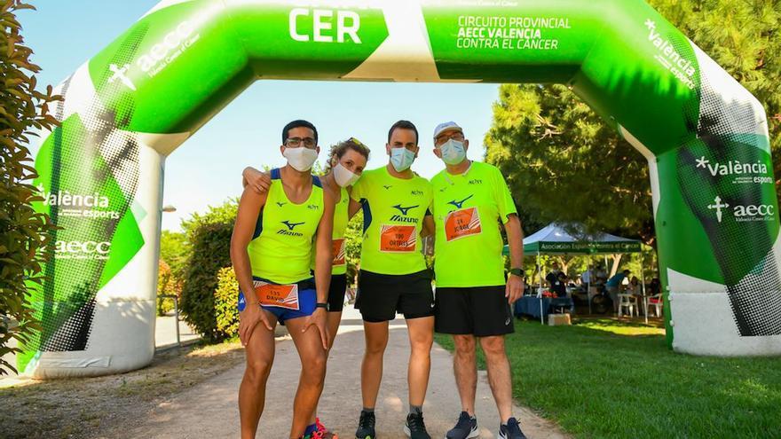 El reto 6x6 de RunCáncer suma más de 8.500 euros