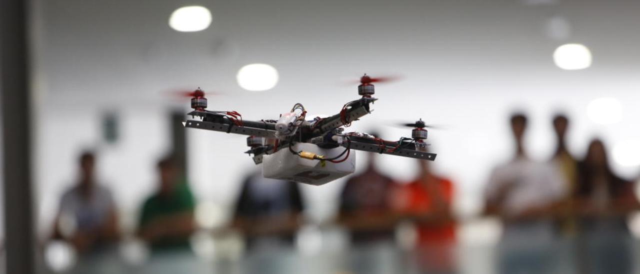 La provincia de los drones