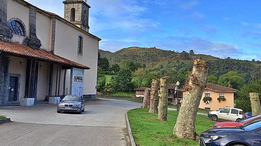 Cangas peatonalizará el espacio delantero del Aula del Reino de Asturias