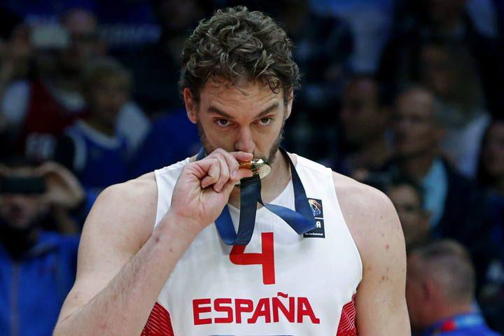 Final del Eurobasket: España - Lituania