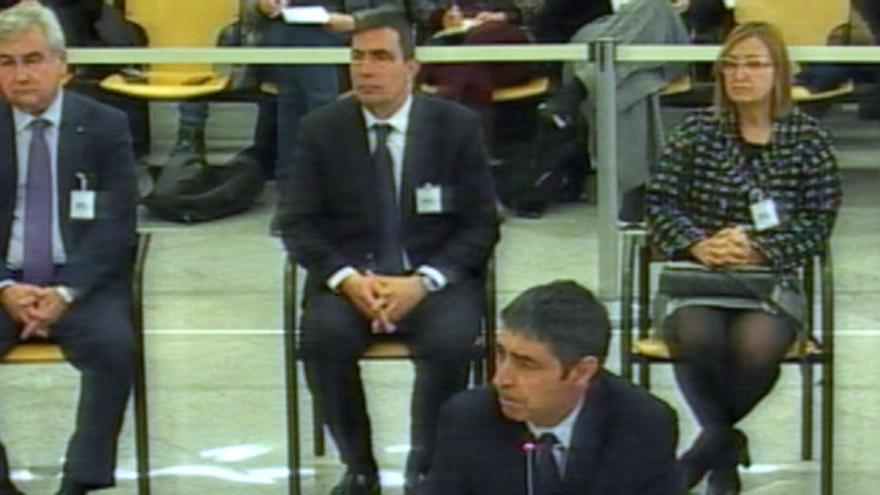 L'Audiència absol Trapero perquè no s'ha pogut demostrar que els Mossos fossin «passius» l'1-O