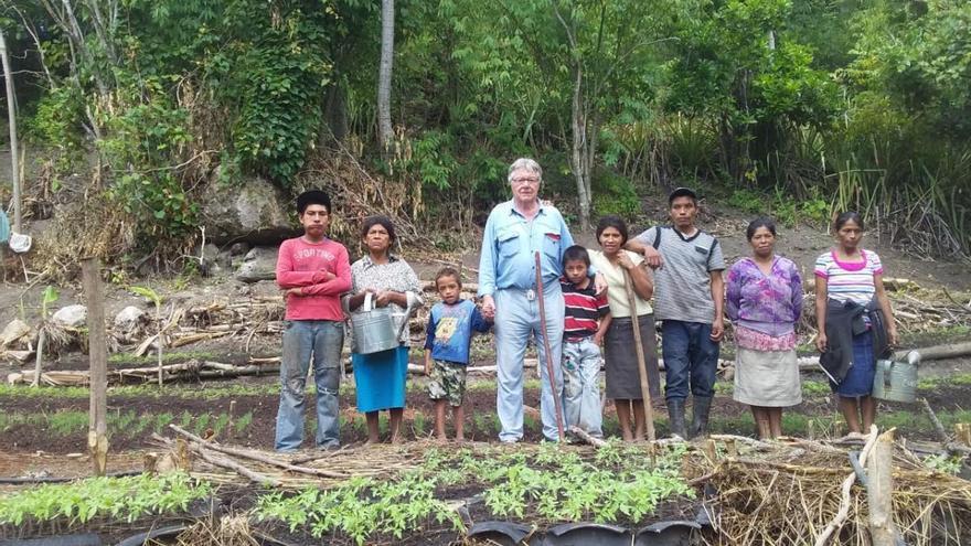 Darnius prepara una subhasta d'art en favor dels nens marginats de Nicaragua