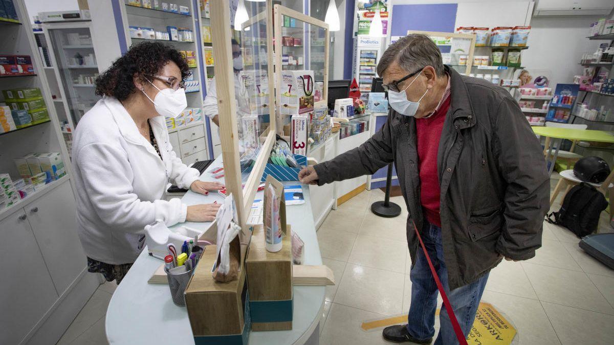 Las farmacias podrán vender sin receta los test de autodiagnóstico de COVID-19