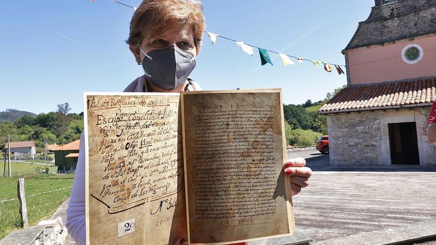Un concejo con seis siglos de historia: Las Regueras rinde tributo a sus orígenes