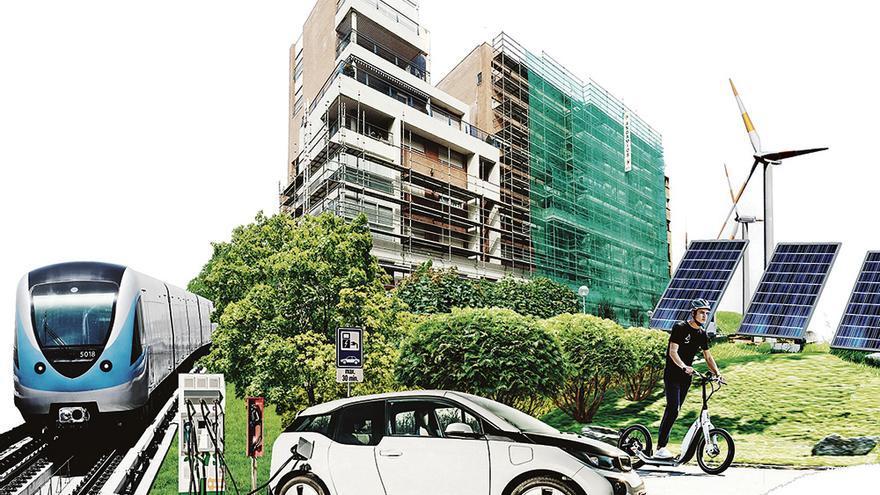 La descarbonización coge impulso en los garajes y las viviendas de los asturianos