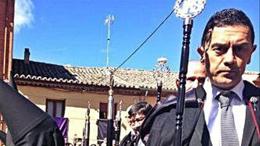 """Celebración de los """"Conqueros"""" en Toro. N."""