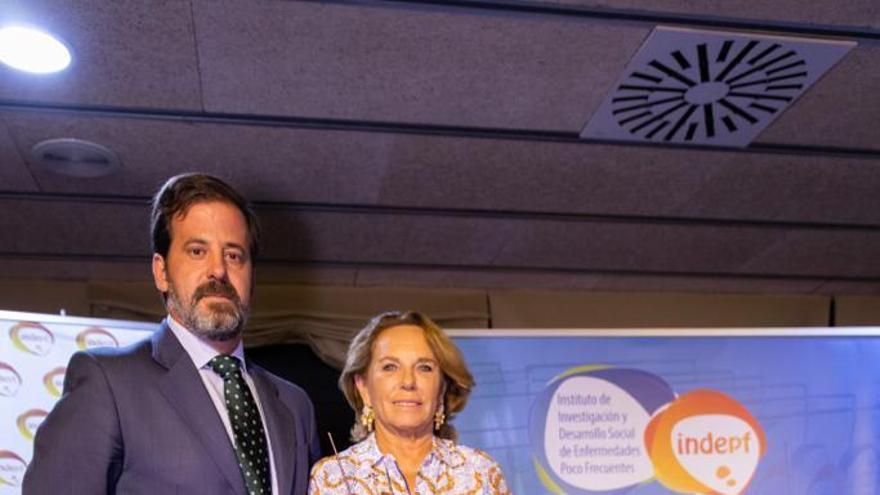 La gerente de Quirónsalud en Andalucía, premiada por su trato con los pacientes de enfermedades raras