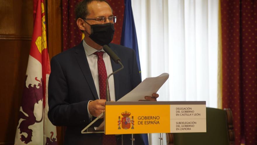 """Ángel Blanco defiende """"la intencionalidad"""" de las partidas para Zamora en los presupuestos"""