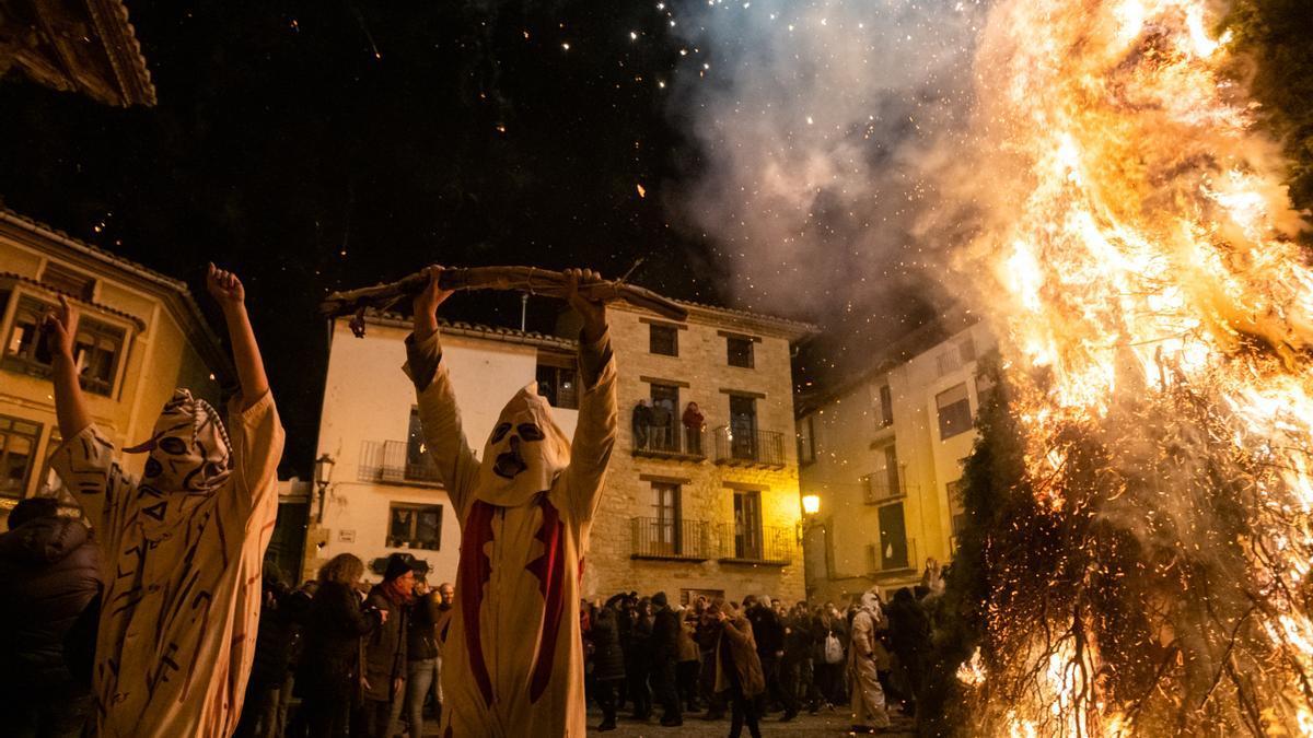 Forcall suspende Sant Antoni