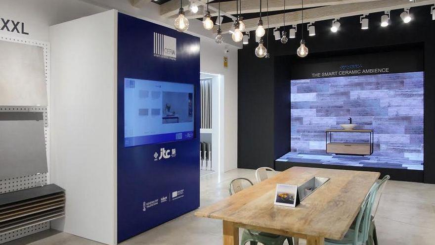 Fustecma avanza con Wall-i-Plus en la digitalización de los puntos de venta