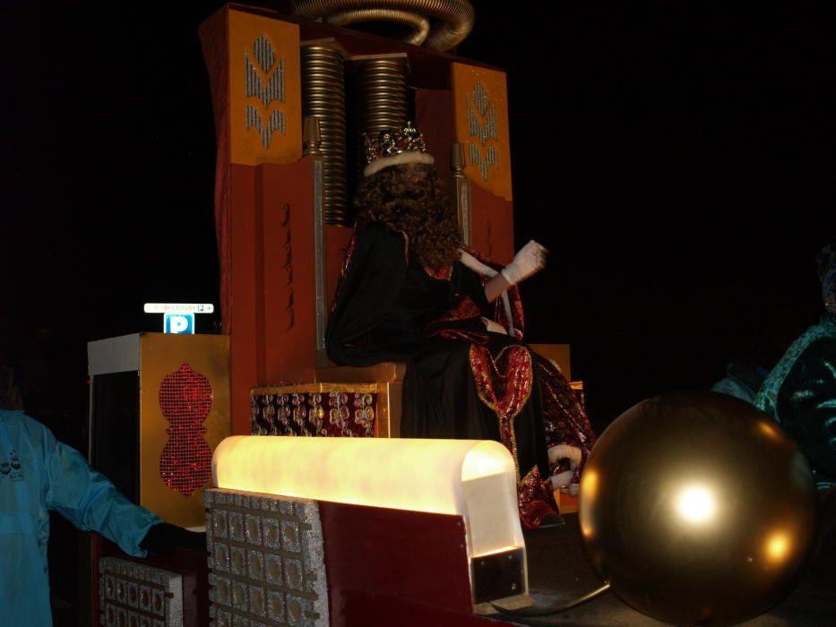 Arriben els Reis d'Orient a Castellterçol