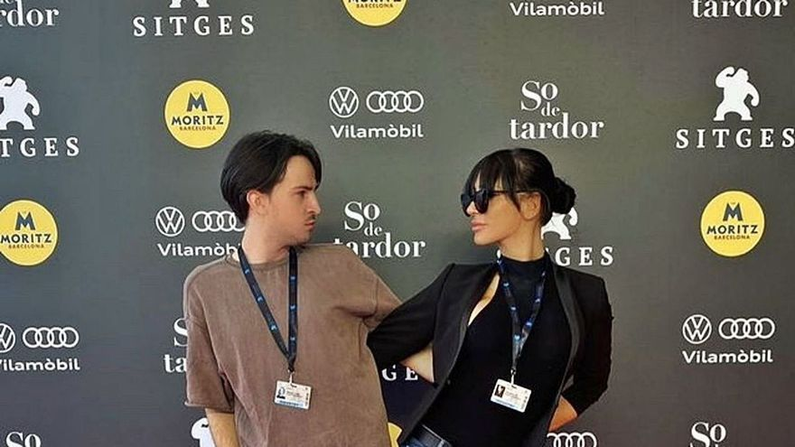 Marcos Callejo y Lara Martorell, búsqueda incansable en Sitges