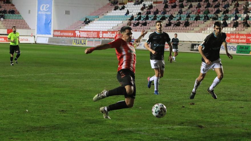 Copa del Rey   Las mejores imágenes del Zamora CF y el SD Logroñés