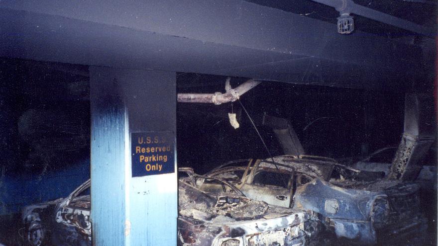 Las imágenes nunca vistas del 11-S que han salido a la luz