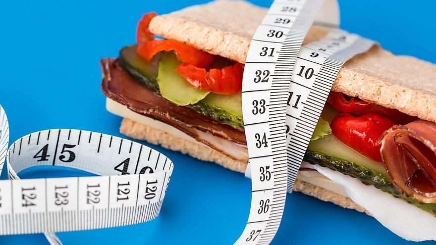 La dieta del bocadillo para adelgazar 5 kilos al mes